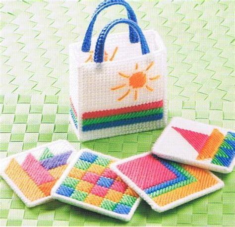 Plastik Goodie Bag Plastik Kanvas Etamin Modelleri Plastic Canvas Canvases