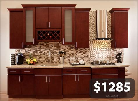 cherry wood kitchen cabinets photos all solid wood kitchen cabinets villa cherry 10x10 rta