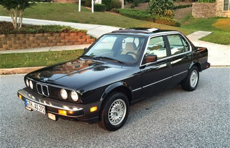 1985 Bmw 318i by 1985 Bmw 318i 5 Speed For Sale On Bat Auctions Sold For