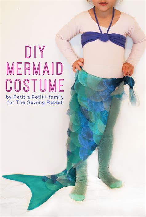 diy mermaid costume diy mermaid costume the sewing rabbit