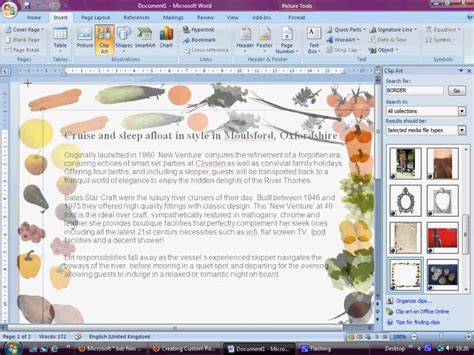 word 2016 2013 2010 using simple borders for a table of contents how to insert a page border in excel 2013 ms excel 2010 draw a border around cellhow can creat