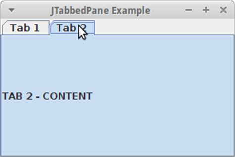 java swing jtabbedpane java swing keylistener jtable in java swing exle