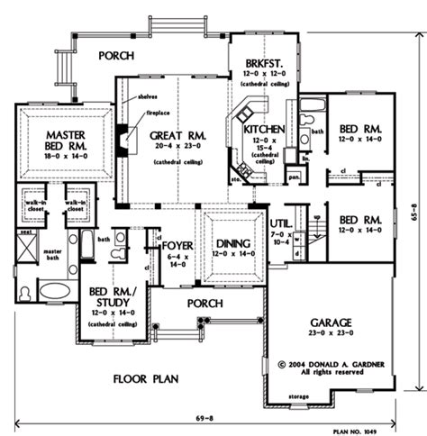 donald a gardner floor plans the east haven house plan images see photos of don