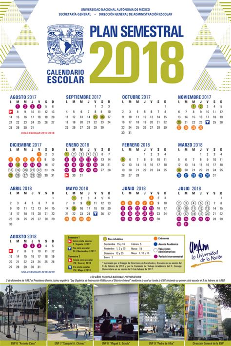 Calendario Escolar Aragon 2016 Pdf Calendarios Escolares Unam
