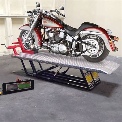 Motorrad Lift by Quickjack Motorcycle Lift Adapter Kit Motorcycle Lift