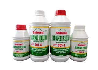 Minyak Rem Dot 3 Top 1 Brake Fluid 300 brake fluid dot 4 pt sarang sejahtera