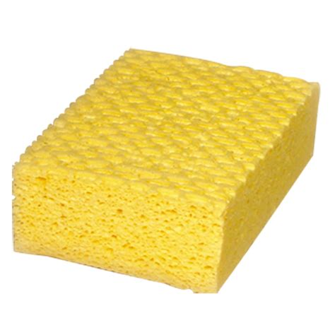 Sponge Block by 24 Large Cellulose Block Sponges Ultrasource Food