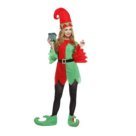 printable santa outfit online get cheap christmas elf costumes aliexpress com