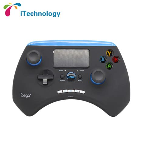 android with controller support newest 2015 origional bluetooth controller gamepad ipega 9028 with touched support android