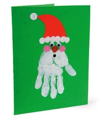card handprint handprint card