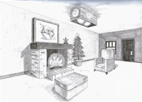 two point perspective room 2 point perspective bedroom sketch www pixshark images galleries with a bite