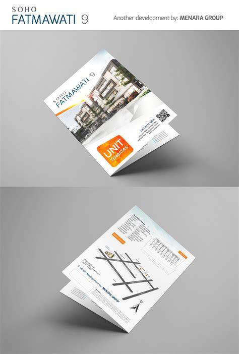 desain brosur internet profil irvan halaman 1 sribu