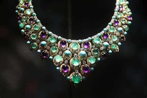 jewelry with bulgari launches retrospective exhibition at china s