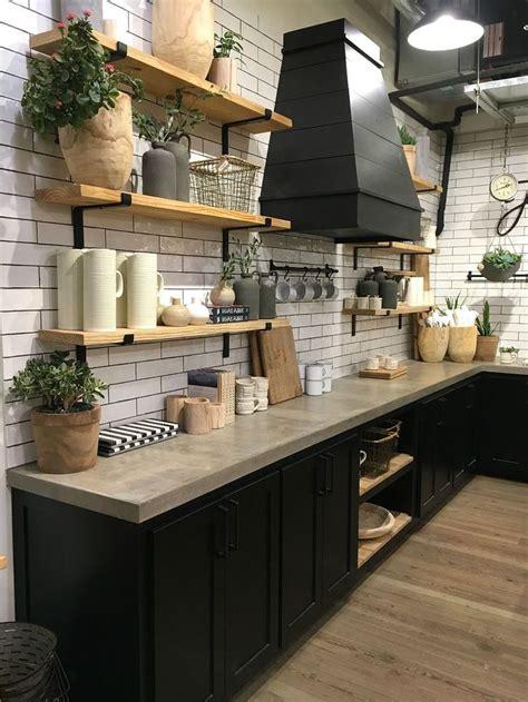 kitchen trends 2018 199 best amazing black kitchen