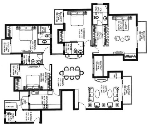 big floor plan best large house plans farmhouse home with big kitchens