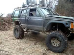 Jeep Xj 8 Inch Lift My 37inch Tires And 8 5 Arm Lift Kit