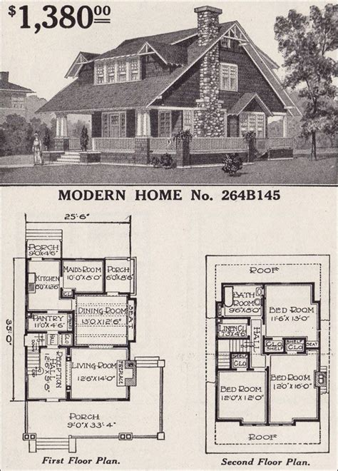 sears floor plans 234 best sears kit homes images on pinterest