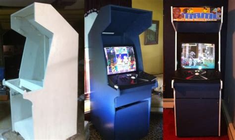 arcade cabinet plans tankstick the gallery for gt tardis blueprints pdf
