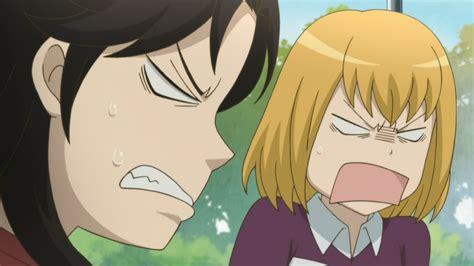 japanese anime yelling moyashimon returns 5 days s2 5 jinrui wa