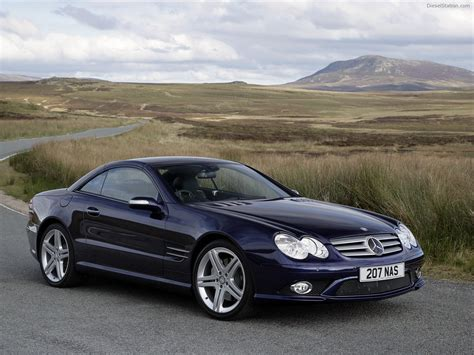 mercedes benz sl class sport edition 2007 exotic car wallpapers 14 of 52 diesel station
