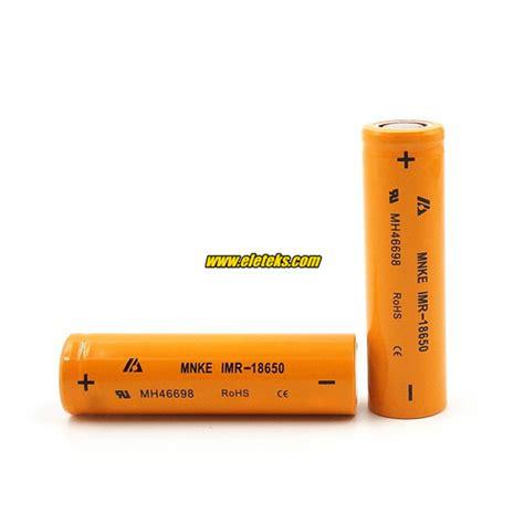 Mnke Imr18650 Li Mn Battery 1500mah 3 7v With Flat Top mnke imr 18650 1500mah 30a high drain 3 7v rechargeable li ion battery mnke imr 18650 battery