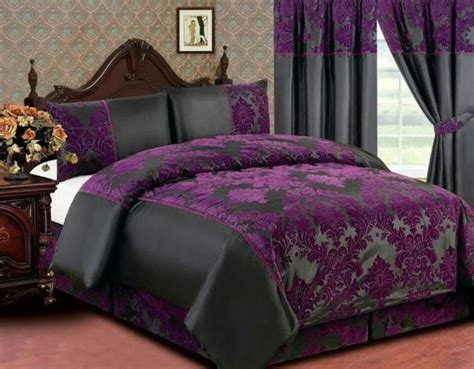 purple vintage bedroom purple vintage bedroom with deep purple walls painted