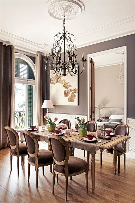 comedor  ideas  decorar sus paredes