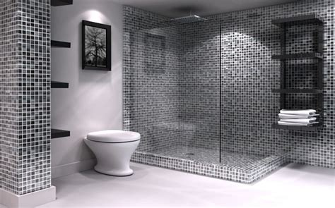 black and white bathroom tile design ideas bathroom tile ideas for chic bathrooms best home gallery
