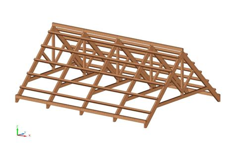 timber truss design