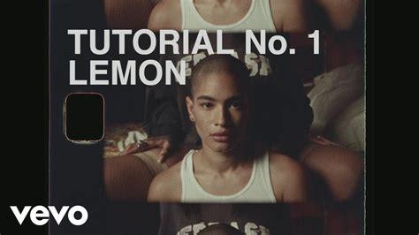 åe R N N E R D Rihanna Lemon