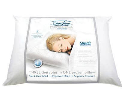Chiroflow Pillow Prices by Chiroflow 174 Waterbase Pillow