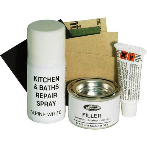 Bathroom Repair Kit Cramer Kitchen Bath Repair Kit Toolstation