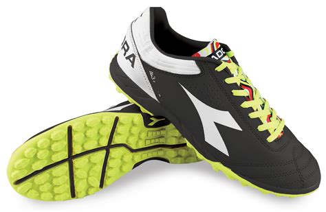 diadora football shoes diadora italica 3 r s turf soccer shoes
