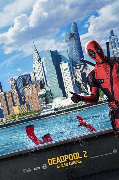 deadpool release date deadpool 2 s release date was just moved up