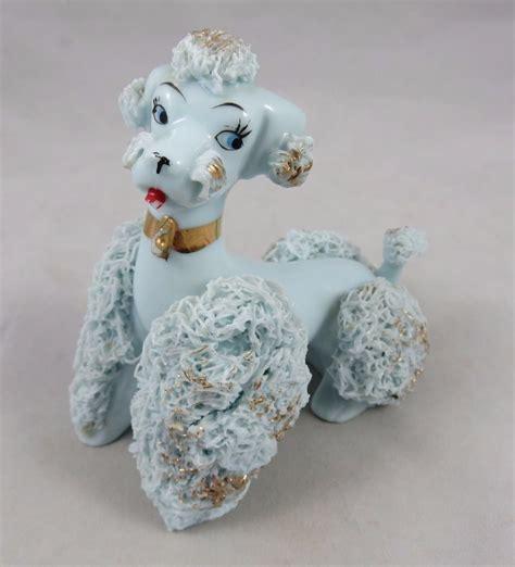 ceramic figurines vintage lefton spaghetti poodle figurine ceramic