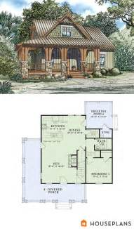Small Cottage Plans 25 Best Ideas About Small House Plans On Pinterest