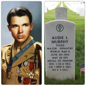 audie murphy buried at arlington national cemetery