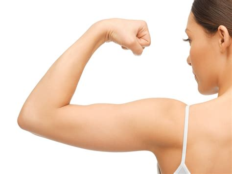 Frauen Arm by 5 Best Weight Exercises For Your Arms