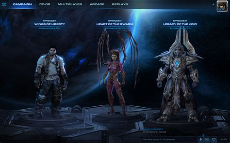 starcraft iis patch  revamps user interface
