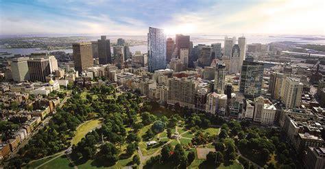Chicago Floor Plans back bay residential millennium tower boston