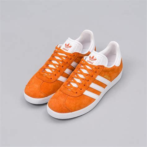 Adidas Gazel Navy In Orange adidas gazelle unity orange duurzaamdrijvendwonen nu