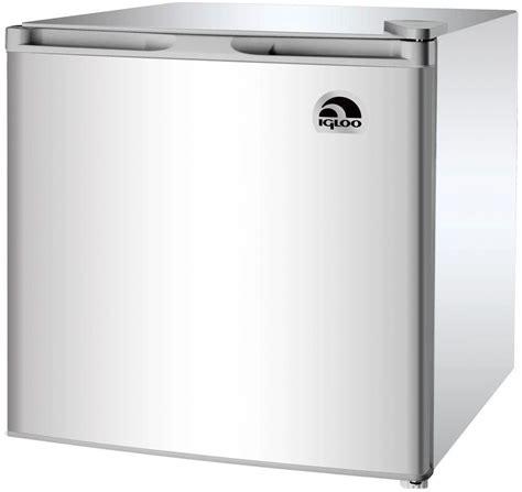small fridge freezer new igloo sleek white counter compact mini fridge refrigerator freezer ebay
