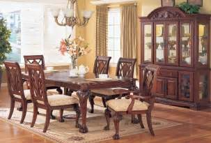 dining room sets with china cabinet preston cherry dining room with china cabinet von furniture