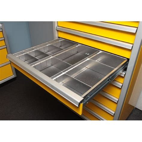 aluminum drawer dividers moduline cabinets
