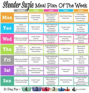 easy to follow 21 day fix meal plans coloradomoms com