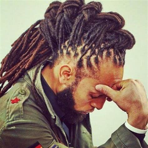 cool dreadlock hairstyles 60 cool dread styles for menhairstylist