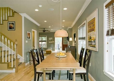 color planning for interiors open floor plan kitchen living room paint colors home