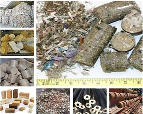 Make Paper Briquettes - how to make briquettes from daily wastes
