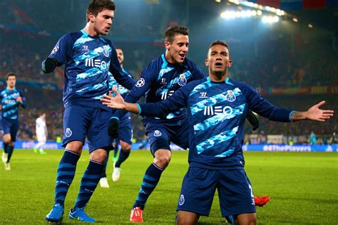 fc porto live fc porto vs basel live score highlights from chions