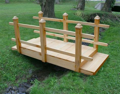 garden bridge plans free small wooden bridge plans woodworking projects plans